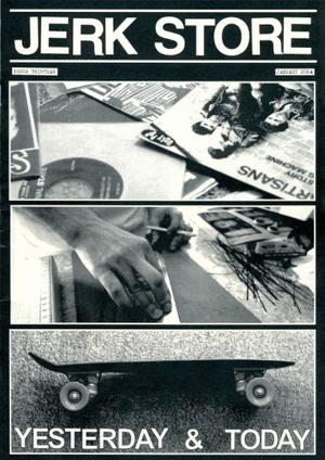 jerk store fanzine #13 zine