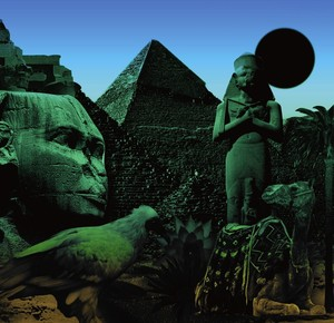 DADDY KEV 「Under The Pyramids (Low End Theory Japan 2013 Mix)」