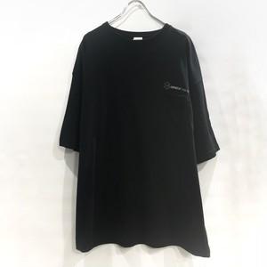 connecter Tokyo original pocket tee(black)