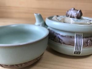 「汝窯」 茶器セット