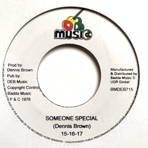 15-16-17『 SOMEONE SPECIAL 』
