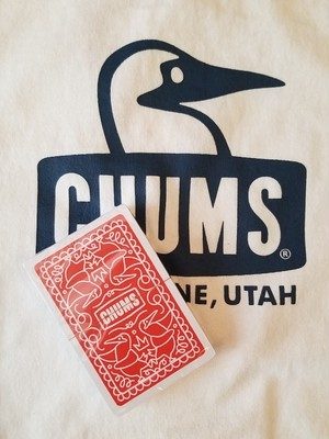 CHUMS チャムス BOOBY TRUMP CARDS