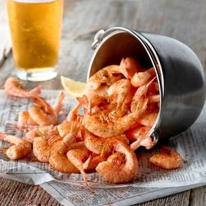 【アメリカ/Bubba Gump Shrimp Co.】 シュリンパーズネットキャッチ(300g/1~2人前)×2パック