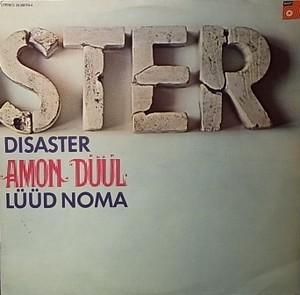 【LP】AMON DUUL/Disaster
