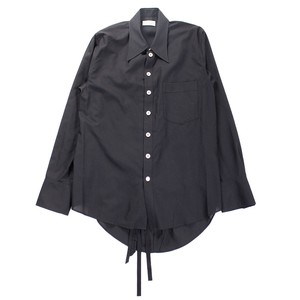 BED J.W. FORD Inner vest blouse Black