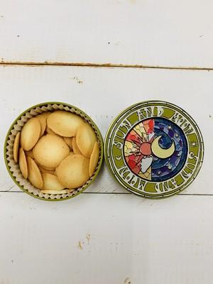 ラングドシャ(太陽と月缶)