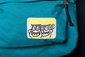 HELLO BACK PACK (SAX BLUE)