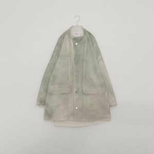 """ISSUETHINGS """"03""""(NATURAL WHITE GREEN DYING)"""