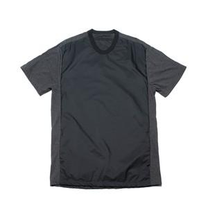 620CUM1-CHARCOAL / コンビネーションTシャツ