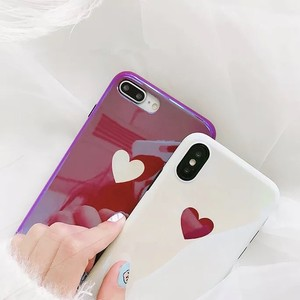 【お取り寄せ商品】simple heart iPhone case 6619