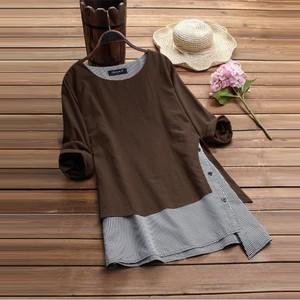 【トップス】カジュアル切り替え配色Tシャツ・ポーロシャツ24313608