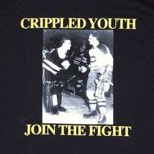 """CRIPPLED YOUTH """"Join The Fight"""""""