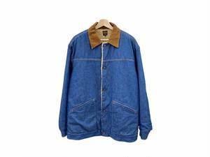 【orSlow】Denim Sherpa Linned Jacket