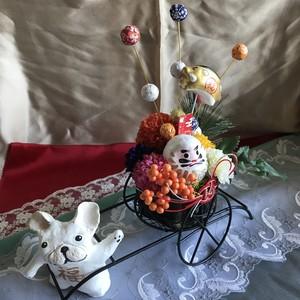 2019年福を初荷BUHI(クリーム)②