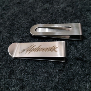 Alphoenix Money Clip