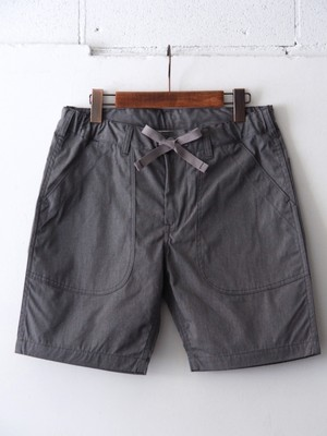 FUJITO Easy Shorts Top Gray,Indigo Blue