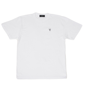 Vestia Big T-shirt(Black・White)刺繍