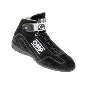 IC/791E071 CO-DRIVER SHOES BLACK