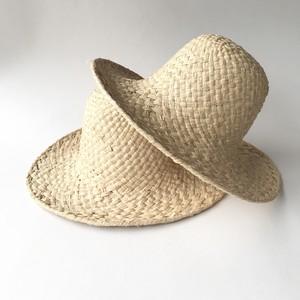 Madagascar Raffia Hat 2