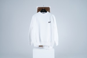 LOGO SWEAT SHIRT [WHITE]