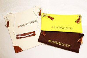 VINTAGELOVERS Canvas Body Bag