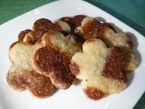 焼き菓子クローバー マーブル