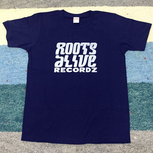 Roots Alive Recordz T-シャツ