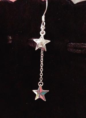 W Star ピアス