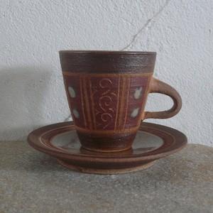 カップ&ソーサ(ゆくいコレクション1)