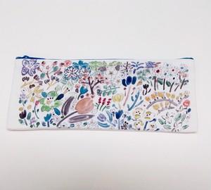 ちえちひろ / 春の花のペンケース