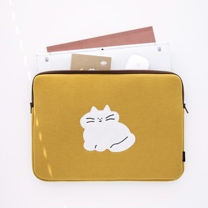 notebook pouch 15inch 4type / PC パソコンケース ポーチ 韓国