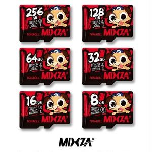 mixza microSDXCカード ドッグ 64GB Class10 UHS-I U1 95MB/s