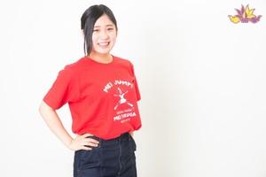 【Tシャツ】MEI JUMP 赤XL