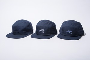 ARABIC CAMP CAP (NAVY)