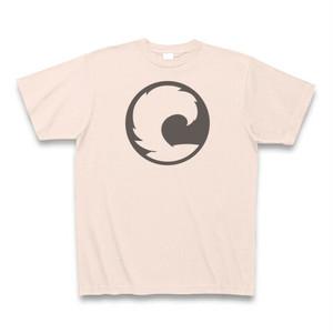 芝田荘ロゴTシャツ(ライトピンク)