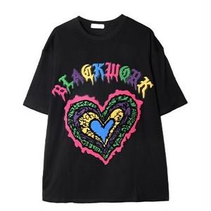 【BeerBro】ハートワッペンTシャツ