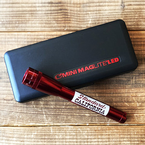 STANDARD CALIFORNIA スタンダードカルフォルニア  MAG-LITE × SD Mini Maglite 2nd LED 2AA