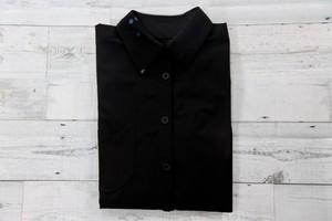 点字が読める黒シャツ