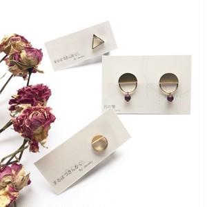 R'y Jewelry ピアス/ノンホールピアス