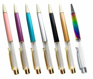 AseiwaA ハーバリウム ボールペン 手作り キットセット 本体のみ ペン (7本Dセット)