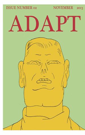 『ADAPT #2』by Jonny Negron