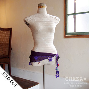Roma Scarf/Purple