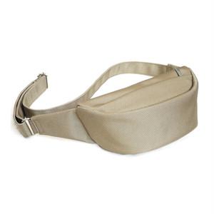 191ABG08 Nylon small waist bag 'demi cercle' ボディバッグ