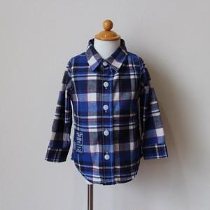 子供服 チェックシャツ