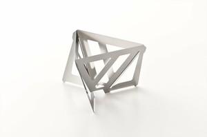 新品 テトラドリップ Tetra Drip 02 (stainless steel) コーヒードリッパー