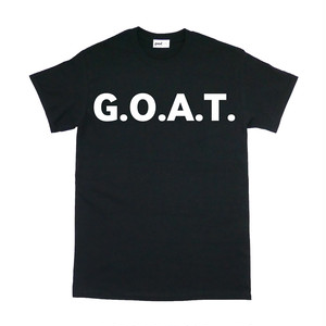 t-shirt / G.O.A.T.