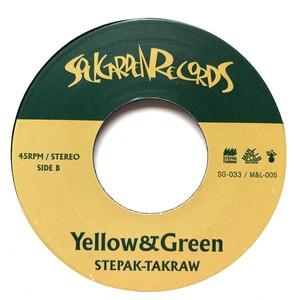 STEPAK-TAKRAW『 Yellow & Green 』