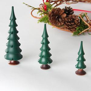 もみの木 デコレーション  グリーン サイズ小【高さ 7.5cm】