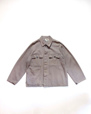 boro gray work jacket