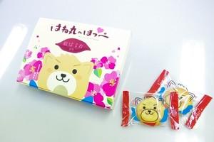 筑後銘菓「はね丸のほっぺ」 【石橋工業株式会社】